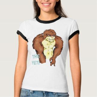 Camiseta O Yeti
