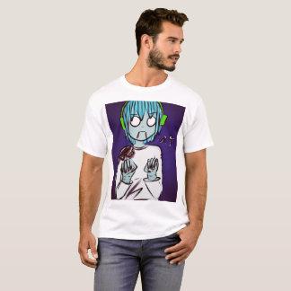 Camiseta O zombi caçoa a camisa: Menino do Gamer