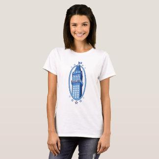 Camiseta OAKLAND, t-shirt da TORRE da TRIBUNA de CA
