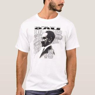 Camiseta OAU Haile Selassie