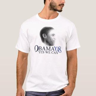 Camiseta Obama '08