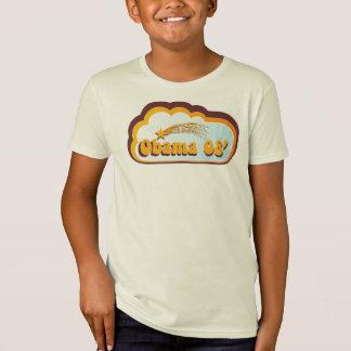 Camiseta Obama 08' miúdo