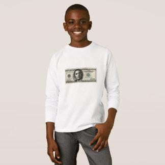 Camiseta Obama cem dólares