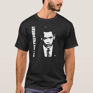 Camiseta Obama - não meu presidente