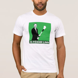 Camiseta O'Bama sim nós podemos no irlandês!