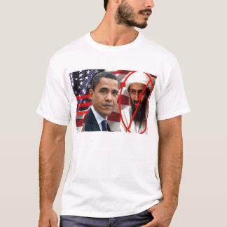 Camiseta Obama travou Osama