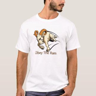 Camiseta Obedeça a ram