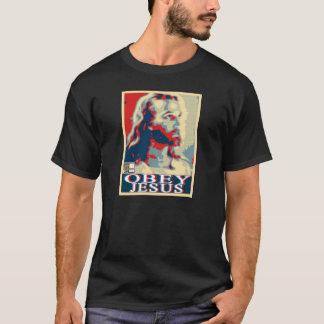 Camiseta Obedeça Jesus