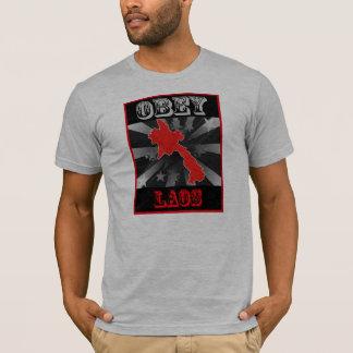 Camiseta Obedeça Laos
