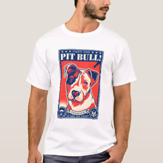 Camiseta Obedeça o pitbull!
