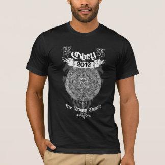 Camiseta OBEDEÇA o t-shirt 2012