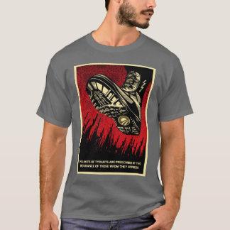 Camiseta Obedeça o tirano