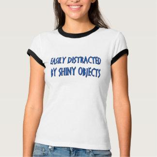 Camiseta Objetos brilhantes