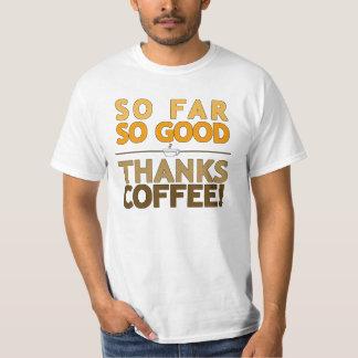 Camiseta Obrigado café