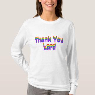 Camiseta Obrigado senhor