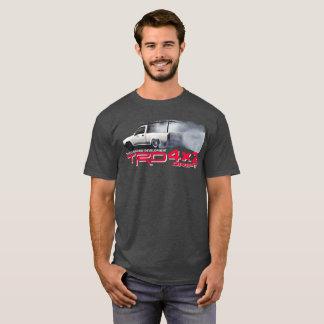 Camiseta Obscuridade da edição da tração de Toyota Tacoma