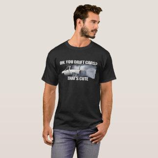 Camiseta Obscuridade de Meme do caminhão da tração de