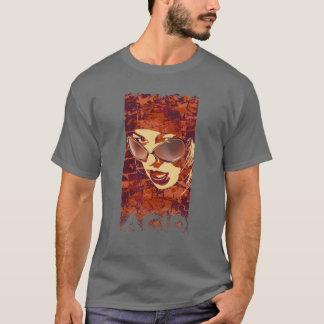 Camiseta Obscuridade do ácido
