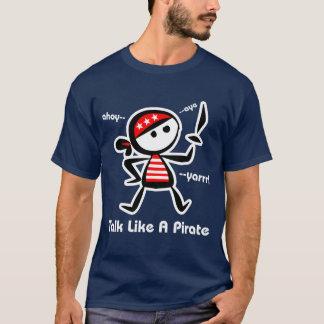 Camiseta Obscuridade do pirata