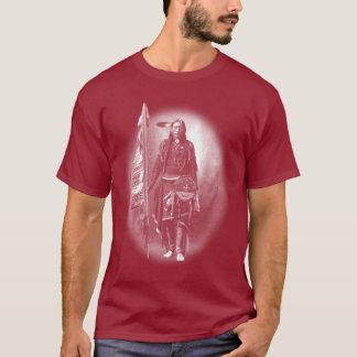 Camiseta Obscuridade indiana do nativo americano