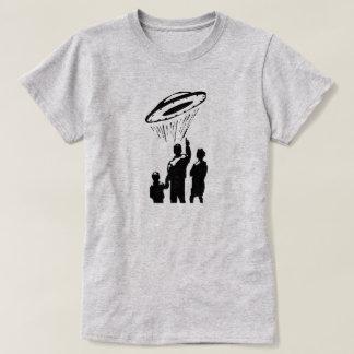 Camiseta Observação do UFO