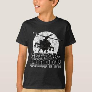 Camiseta Obtenha à Dinamarca Choppa!