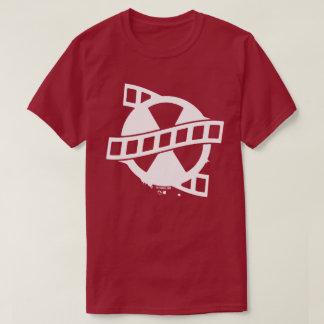 Camiseta Obtenha à produção de Pix o logotipo simples do