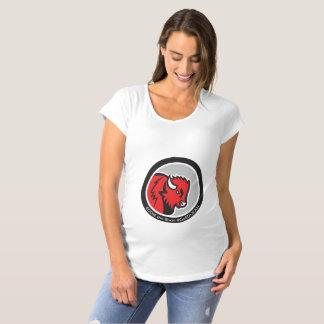 Camiseta Obtenha a seu EDDIE o t-shirt da maternidade do