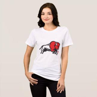 Camiseta Obtenha a seu EDDIE o t-shirt do BISONTE de EDUKAN