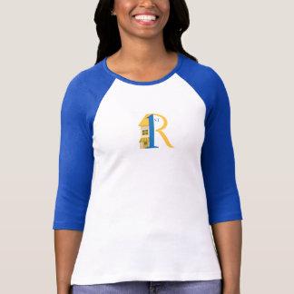 Camiseta Obtenha a seu primeiro recurso ganhos relativos à