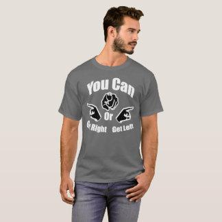 Camiseta Obtenha direito