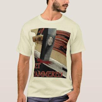 Camiseta Obtenha martelado!