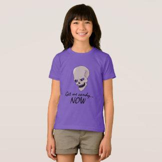 Camiseta Obtenha-me o t-shirt dos doces agora