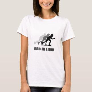 Camiseta Obtenha na linha