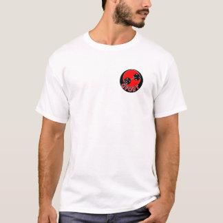 Camiseta Obtenha o ajustado ou morra tentar o TREM do