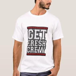 Camiseta obtenha o T fresco do grupo