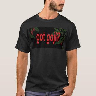 "Camiseta ""Obteve Goji? """