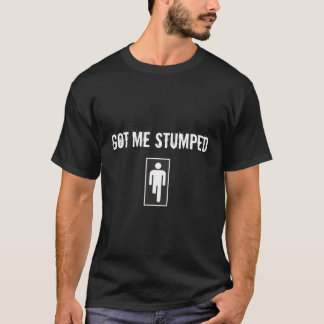 Camiseta Obtido me Stumped