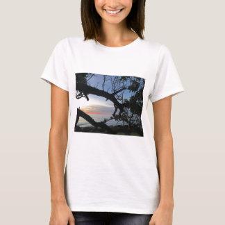 Camiseta Oceano & árvores