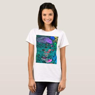 Camiseta Oceano do recife de corais