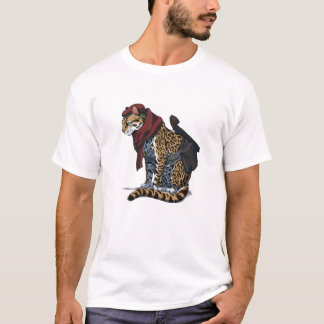 Camiseta ocelot do revólver