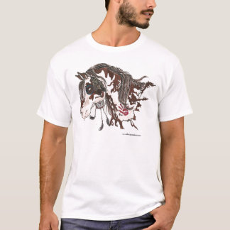 Camiseta Ocidental americano