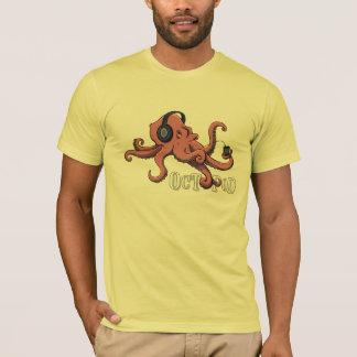 Camiseta Octopod (T claro)