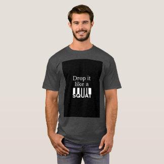 Camiseta Ocupa do t-shirt da malhação