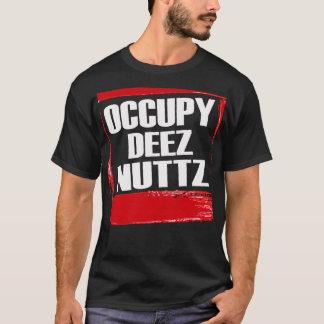 Camiseta Ocupe Deez Nuttz -- T-shirt
