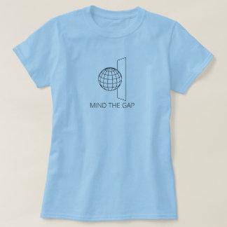 Camiseta Ocupe-se de Gap (a luz)