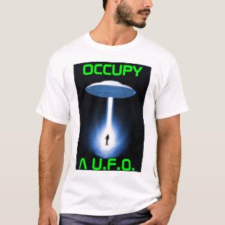 Camiseta Ocupe um UFO