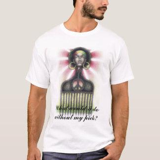 Camiseta Ode à picareta