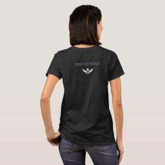 """Camiseta ODETTE/Odile """"mosca"""" ao T futuro"""