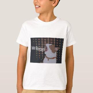Camiseta ódio dexter segunda-feira do deco